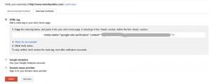 html-tag-google-webmaster-tools