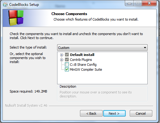 MinGW Compiler Suite